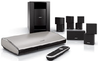 Lifestyle T20 Black Home Theater System - T20