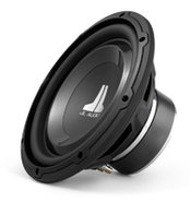10   Black Car Subwoofer - 10W1v3-4