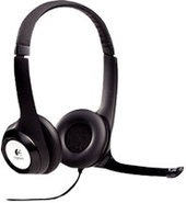 ClearChat Comfort USB Black Headset - 981-000014