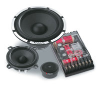 Polyglass 6.5   3-Way Speaker Kit - P165V33
