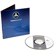 CleanSweep Calibration Audio Disc - CL-CAL-CD