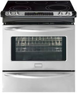Gallery 30   Slide In Electric Range In Stainless