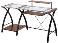 Designs Brisa Cherry Desk - ZL40533DBU