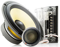 K2 Power 6.5   Component 2-Way Speakers - 165 KR