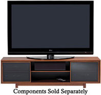 Cirrus Series Cherry TV Stand - CIRRUS8157CH