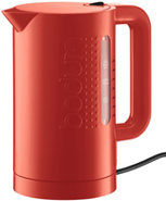 BISTRO Red Electric Water Kettle - 11452-294US
