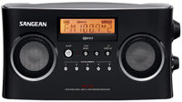 FM Stereo RDS / AM Digital Tuning Black Portable R