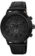 Eco-Drive BRT Black Mens Watch - AT2205-01E