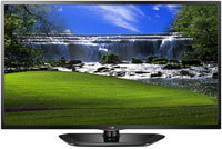 32   Black LED 1080P 120Hz Smart HDTV - 32LN5700