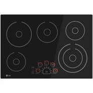 30   Electric Radiant Cooktop - LCE3010SB