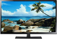 51   Black Plasma 720P HDTV - PN51F4500AFXZA