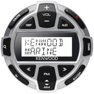 Rounded Wired Marine LCD Remote Control - KCA-RC55