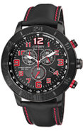 Eco-Drive BRT Black Mens Watch - AT2225-03E