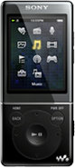 4GB Black E Series Walkman Video MP3 Player - NWZE