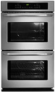 30   Stainless Steel Double Electric Wall Oven - F