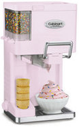 Mix It In Soft Serve Pink Ice Cream Maker - ICE45P