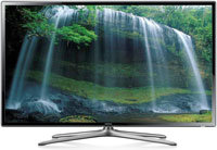 46   Black LED 1080P HDTV - UN46F6300AFXZA
