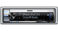 Marine Single DIN CD Receiver - KMR-555U