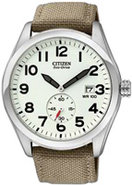 Eco-Drive Khaki Sport Mens Watch - BV1080-18A
