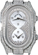 Prestige Diamond Cocktail Stainless Steel Womens C