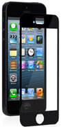 iVisor XT Crystal Clear iPhone 5 Black Screen Prot