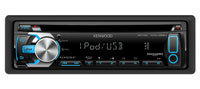 Single DIN In-Dash Car Stereo Receiver - KDC-355U