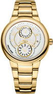 Active Small Gold Tone Womens Watch - 31-AGW-GSS