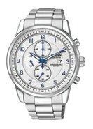 Eco-Drive Sport Stainless Steel Mens Watch - CA033