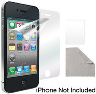 iPhone 4 Clear Screen Protector - iCC1404