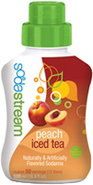 Peach Iced Tea Soda Mix Syrup - 1020134010