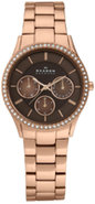 Rose Gold Steel Womens Watch - 347LRXR1