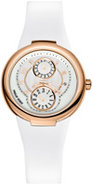 Active Small White Rose Gold Womens Watch - 31-ARG