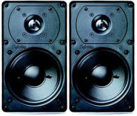 In Wall Two-Way Pair Loudspeaker - UIW55