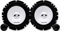Type E Series 6-1/2   Component 2-Way Speakers - S
