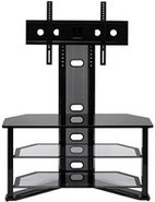 Madrid Black TV Stand - ZL-54144MU