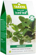 Flash Chill Iced Green Mint Whole Leaf Green Tea B