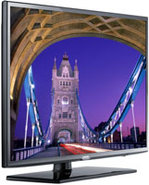 40   Black LED 1080P 3D HDTV - UN40FH6030FXZA