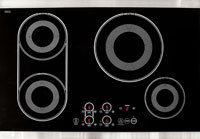 30   Stainless Steel Electric Cooktop - LCE30845