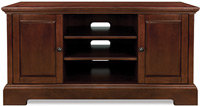 BellO European Mahogany Wood Audio/Video Stand - W