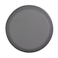 6.5 Inch Black Steel-Mesh Speaker Subwoofer Grill 
