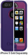 Defender Series Boom iPhone 5 Case - 77-22124
