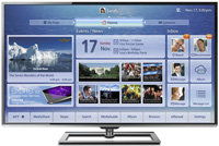 58   class 1080P 3D Cloud LED TV - 58L7350U