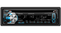 Single DIN In-Dash Car Stereo Receiver - KDC-BT755