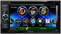 Double DIN Navigation DVD Receiver - DNX570HD