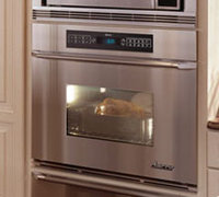 Epicure Discovery 30   Single Electric Wall Oven -