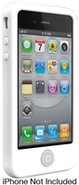 Milk iPhone 4 Colors Silicone Case - SW-COL4-W