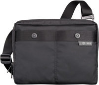Gateway By Tumi Black Kochi Tablet Messenger - 596
