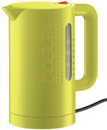 BISTRO Lime Green Electric Water Kettle - 11452-56