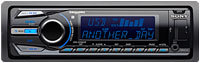 Single DIN Car Stereo CD Receiver - CDX-GT660UP