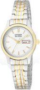 Eco-Drive Womens Watch - EW3154-90A